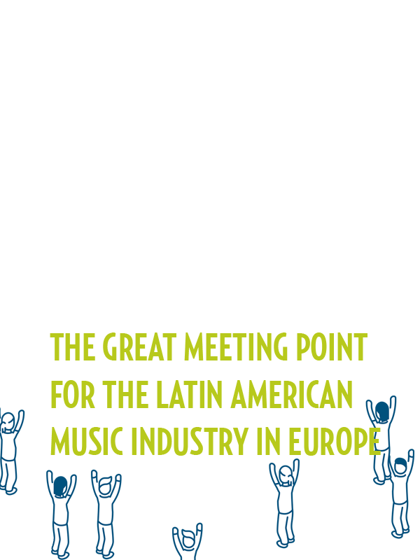 How new thinking generates new revenue. The great meeting point for the Latin American music industry in Europe